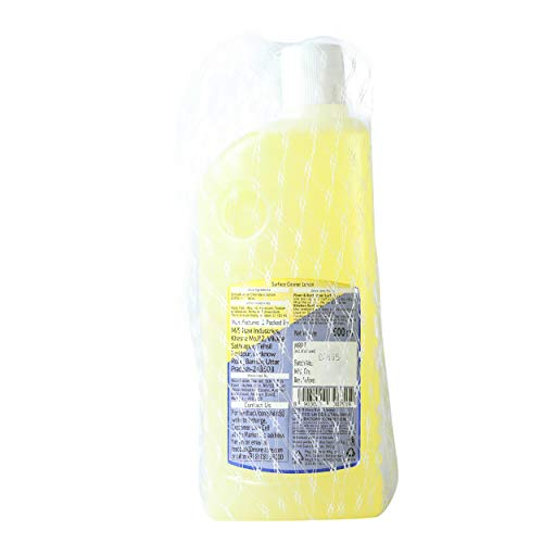 Vow Surface Floor Cleaner - 500ml (Lemon, Buy 1 get 1)