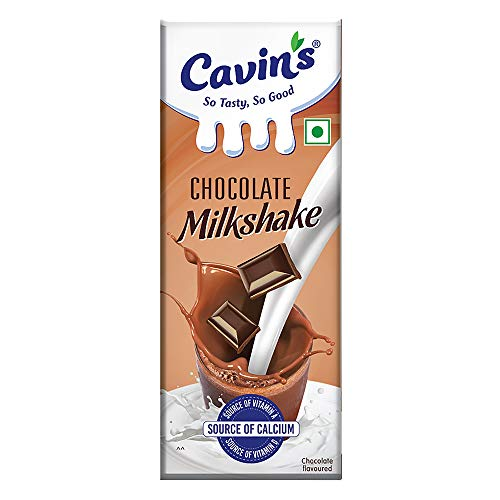Cavin's Chocolate Milkshake, 200 ml