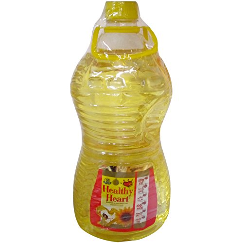 Healthy Heart Cooking Oil - Sunflower, 5kg Pack