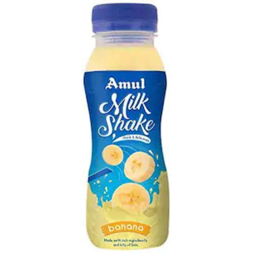 Amul Milk Shake - Banana, 200ml