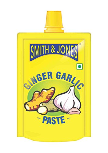 Smith and Jones Spice Paste - Ginger & Garlic, 200g