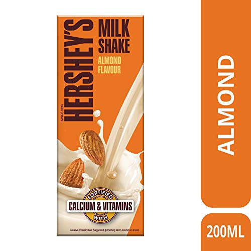 Hershey's Milk Shake Almond, 200ml