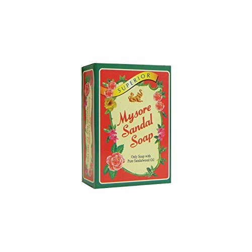 Mysore Sandal Bathing Soap, 75g