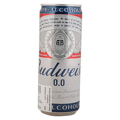 Budweiser Non Alcoholic Drink, 330ml