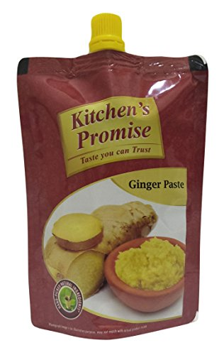 Kitchen's Promise Ginger Paste, 200g Pouch