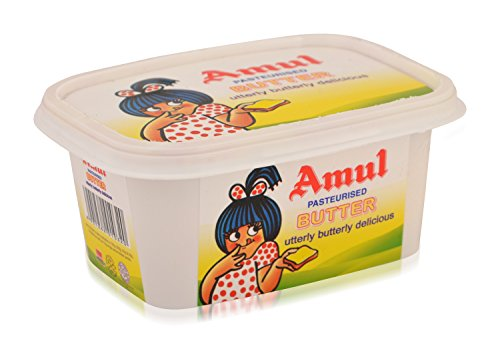 Amul Butter - Pasteurised, 200g