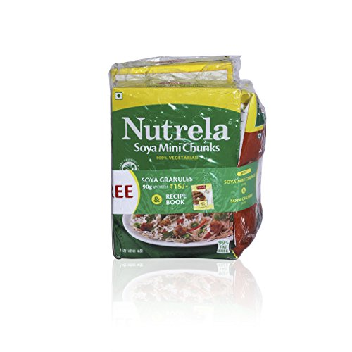 Nutrela SOYA Mini Chunks, 90g