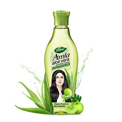 Dabur Amla Aloe Vera Hair Oil, 200 ml