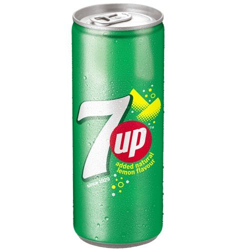 7UP Lemon Soft Drink - 250 ml Can