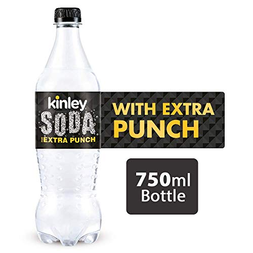 Kinley Club Soda, 750 ml