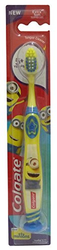 Colgate Minions Kids 5+Years Toothbrushes - 1 Piece (Soft)