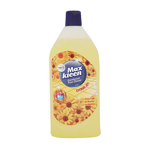 Maxkleen Disinfectant Floor Cleaner - 945ml (Citrus Joy)