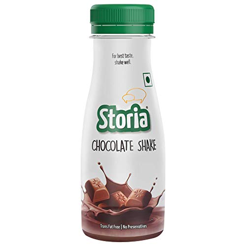 Storia Chocolate Shake, 180ml Bottle