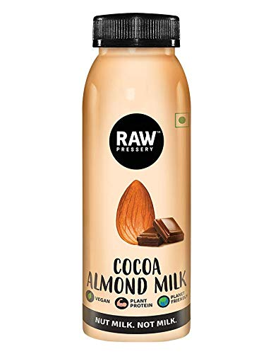 Raw Pressery Almond Milk - Cacao, 200ml