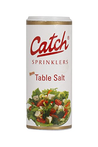 Catch Sprinklers - Iodised Table Salt, 100g Bottle