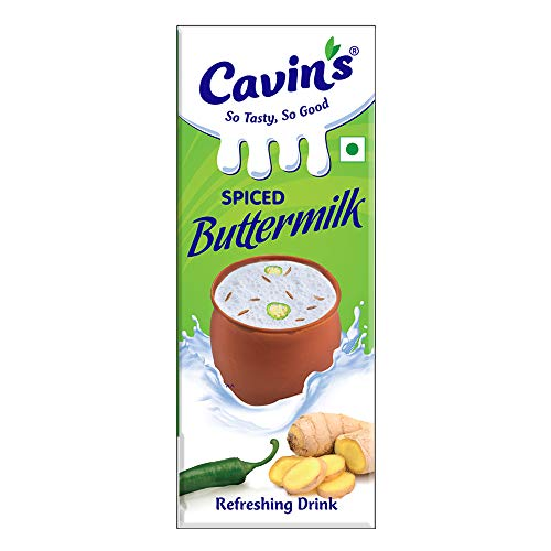 Cavin's Spiced Buttermilk, 200 ml
