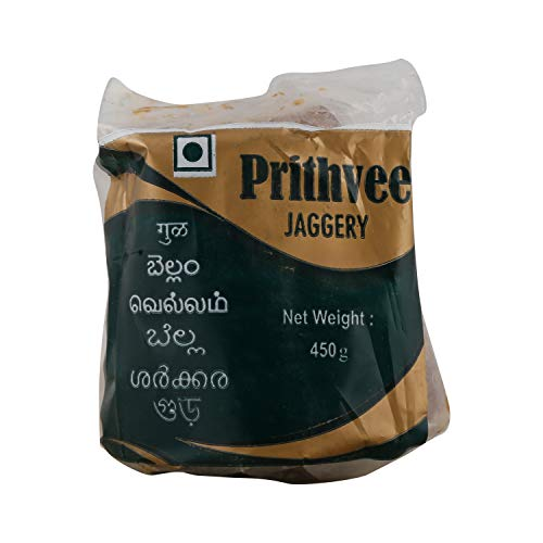 Prithvee Jaggery, 450g