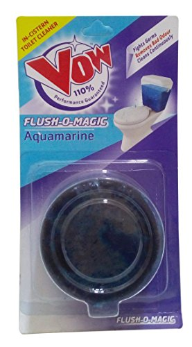 Vow Flush-O-Magic Aquamarine, 50g Pack