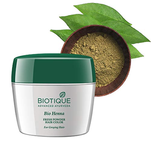 Biotique Bio Heena Fresh Powder Hair Color, 90g
