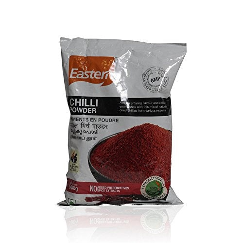 Eastern Powder - Chilly, 500 gm Pouch