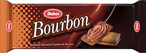 Dukes Bourbon Cream Biscuits, 150 g