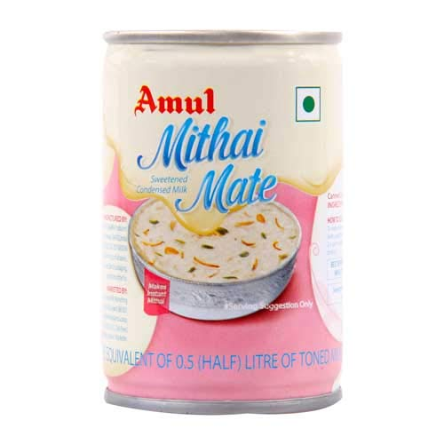 Amul Mithai Mate Sweetened Condensed Milk, 200g
