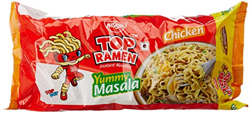 Top Ramen Chicken Noodles, 280g