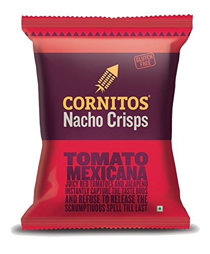 Cornitos Nachos Crisps, Tomato Mexicana, 60G