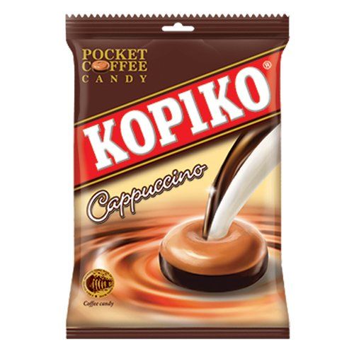 Kopiko Candies - Coffee Cappuccino, 385g