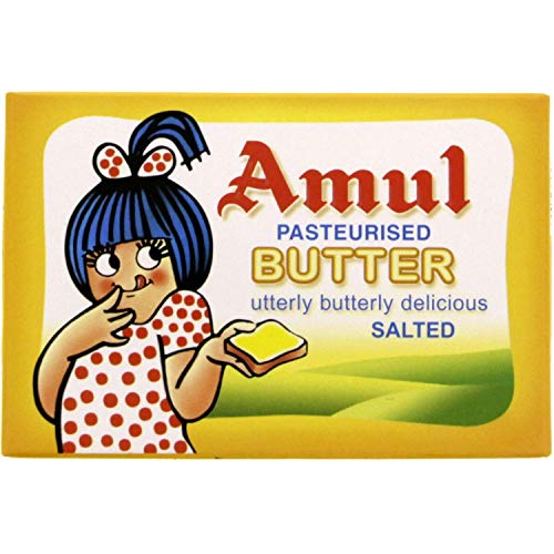 Amul Butter - Pasteurised, 100g