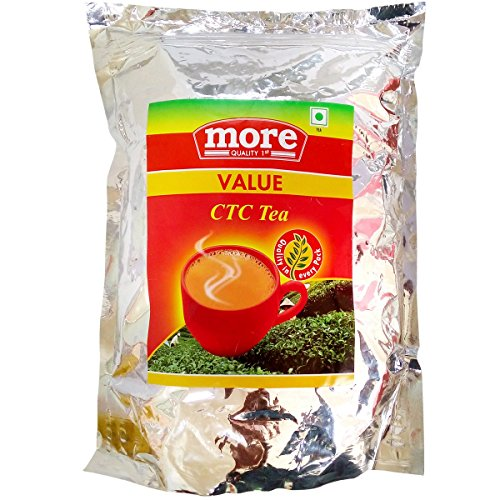 More CTC Tea - Value, 1kg Pouch
