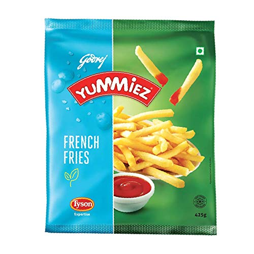 Yummiez French Fries Pouch, 425 g