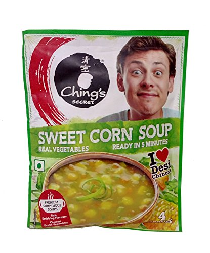 Ching's Soup Mix - Sweet Corn, 55g Pouch