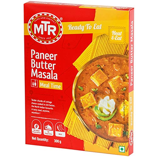 MTR Ready to Eat Paneer Butter Masal 300g