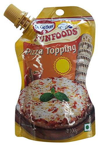 FunFoods Pizza Topping, 100g Pouch