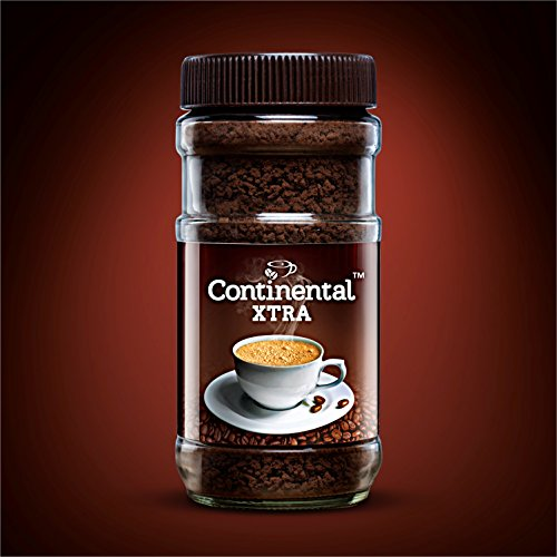 Continental Xtra Instant Coffee Powder, 200g Jar