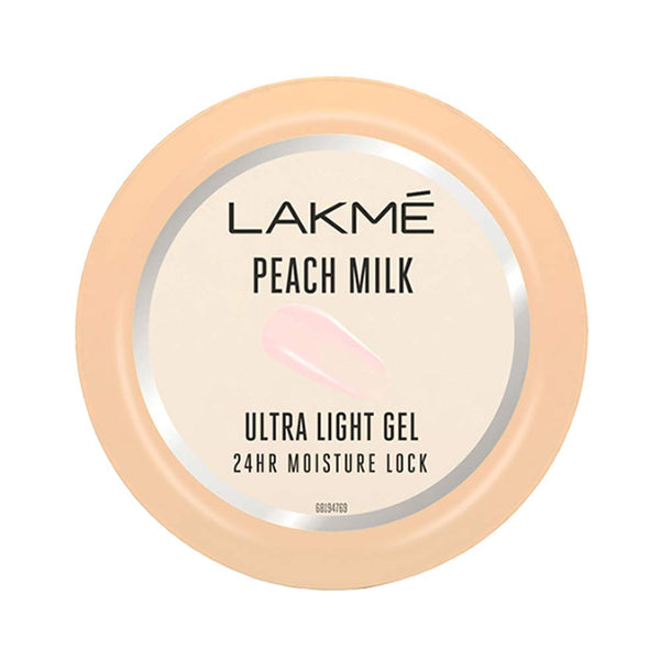 Lakme Peach Milk Ultra Light Gel, 65 g