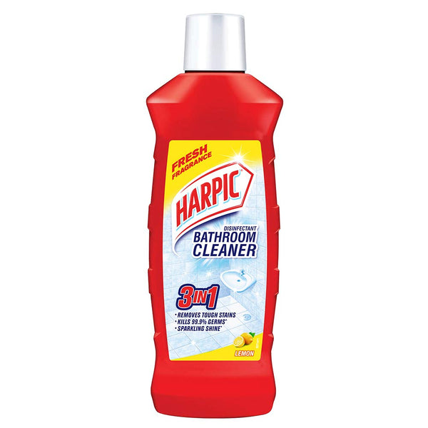 Harpic Bathroom Cleaner - Lemon - 500 ml