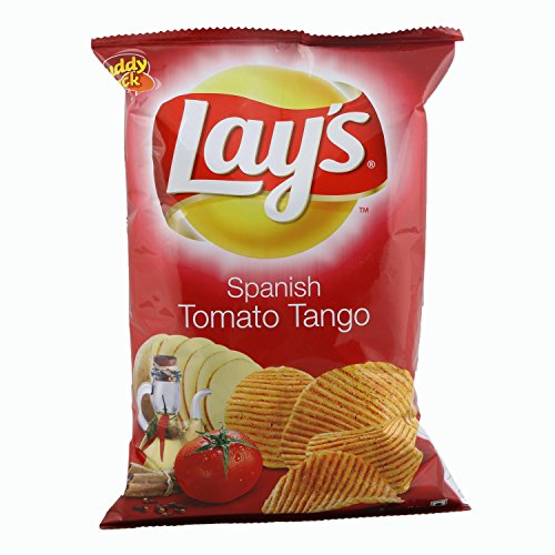 Lay's Potato Chips - Spanish Tomato Tango, 52g