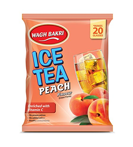 Wagh Bakri Peach Ice Tea, 250g