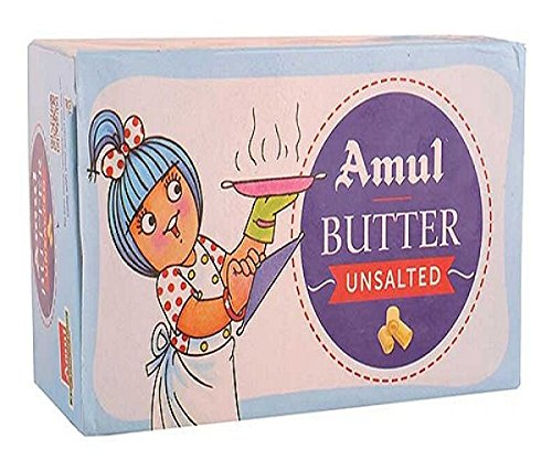 Amul Butter Unsalted, 500g