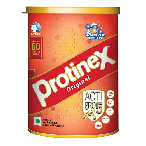 Protinex Original Health And Nutritional Drink Mix For Adults with High protein & 8 Immuno Nutrients, 250g