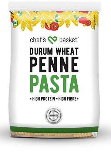 Chef's Basket Durum Wheat Penne Pasta, 500g