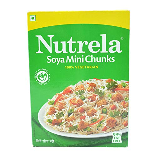 Nutrela Mini Chunks 200g