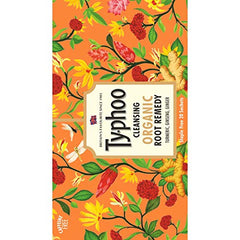 Typhoo Cleansing Organic Root Remedy Tea Bag (20 Tea Bags)