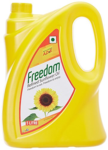Freedom Refined Sunflower Oil, 5L (South)