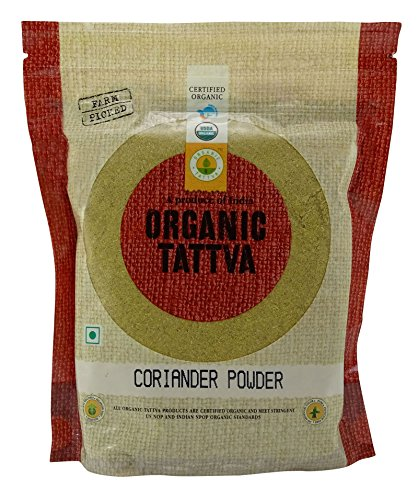 Organic Tattva Coriander Powder, 200g