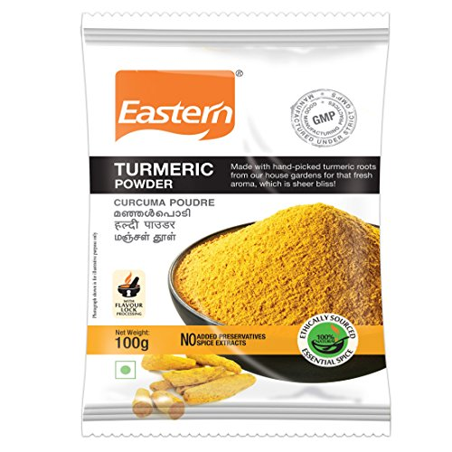 Eastern Powder, Turmeric, 100g Pouch