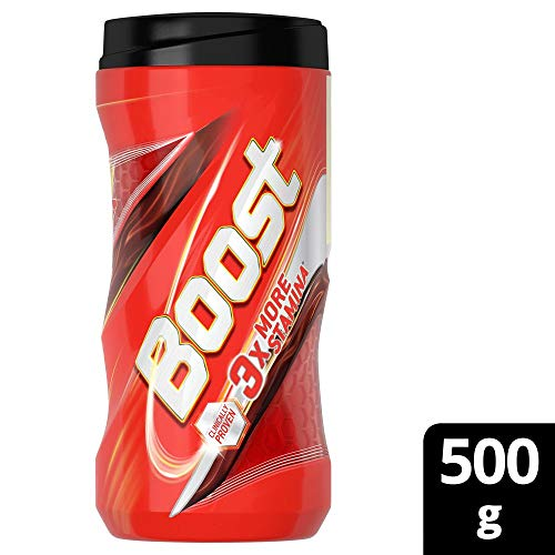 Boost Health, Energy & Sports Nutrition drink - 500 g Pet Jar