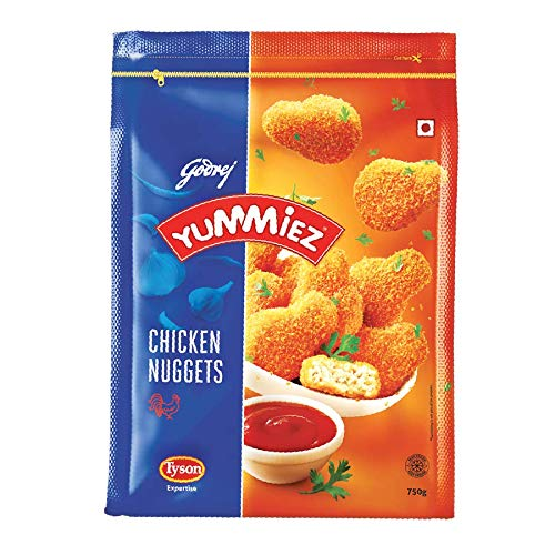 Yummiez Chicken Nuggets Pouch, 750 g